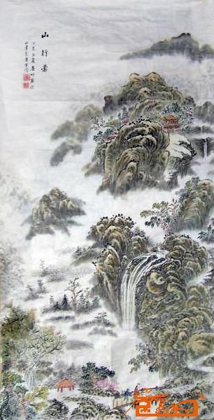 张苍竹 作品1 淘宝 名人字画 中国书画交易中心 中国书画销售中心 中国